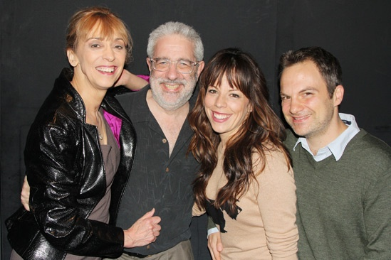 The Memory Show – Opening Night – Catherine Cox – David Evans – Leslie Kritzer – Vadim Feichtner