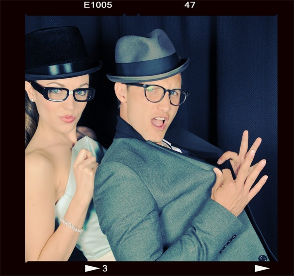 2013 BACA Photo Booth – Laura Osnes – Nathan Johnson