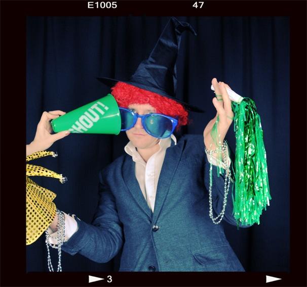 2013 BACA Photo Booth – Bertie Carvel