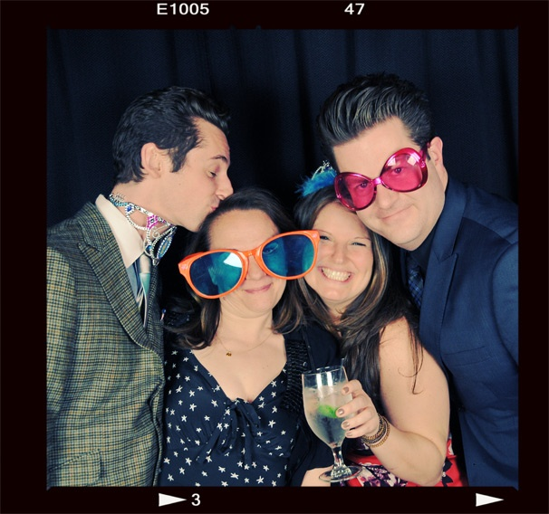2013 BACA Photo Booth – Seth Marquette – Jennifer Costello – Erica Rotstein – Paul Wontorek