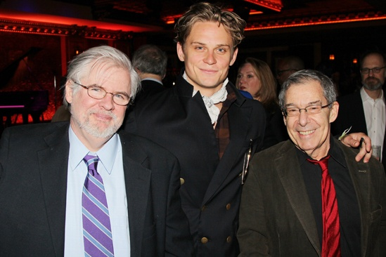 2013 Drama Critics Circle Awards – Christopher Durang – Billy Magnussen – Nicholas Martin
