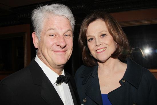 2013 Drama Critics Circle Awards – Jim Simpson – Sigourney Weaver