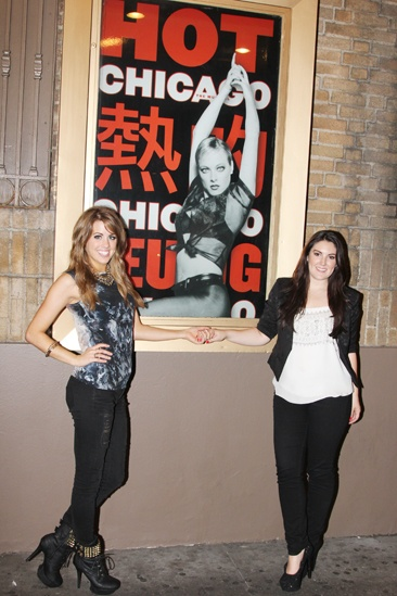 Idols at Chicago – Kree Harrison – Angie Miller