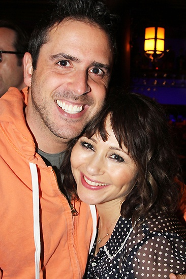 Frances Ruffelle at 54 Below – Frances Ruffelle – Scott Alan