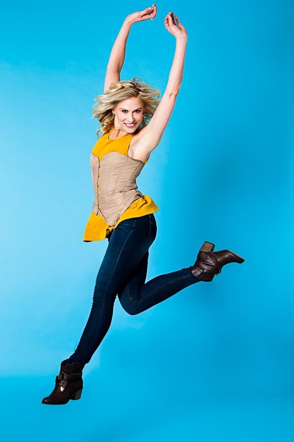 Broadway.com | Photo 6 of 9 | Gotta Dance! Stephanie ...
