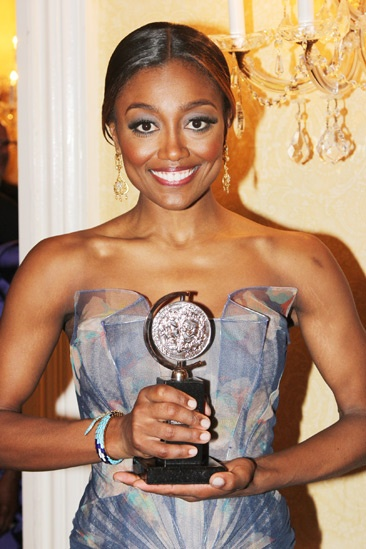 2013 Tony Awards Winner's Circle – Patina Miller