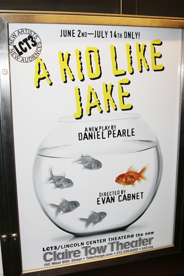A Kid Like Jake-Art