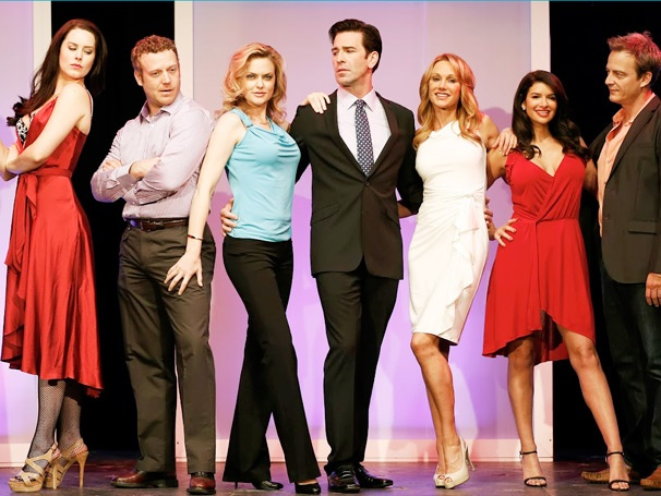 Show Photos - It's Just Sex - Matt Walton - Molly Fahey - Michael Colby Jones - Elaine Hendrix - Jackie Debatin - Gina LaPiana - Salvator Xuereb