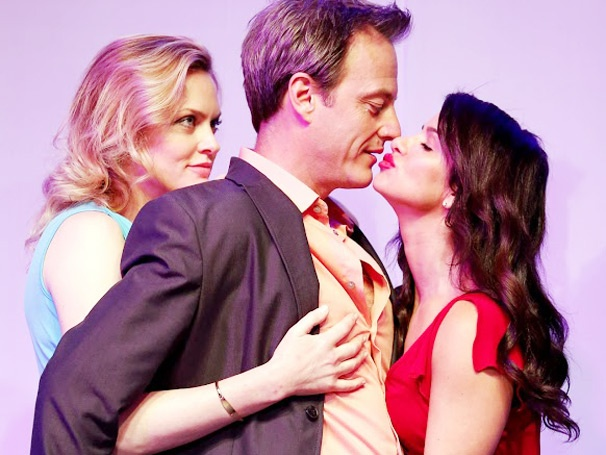 Show Photos - It's Just Sex - Elaine Hendrix - Salvator Xuereb - Gina LaPiana