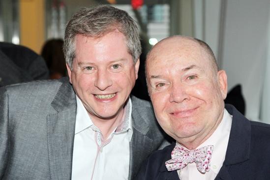 Jack O'Brien book party – Ken Posner – Jack O'Brien