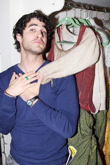 Darren Criss at Cinderella – Darren Criss