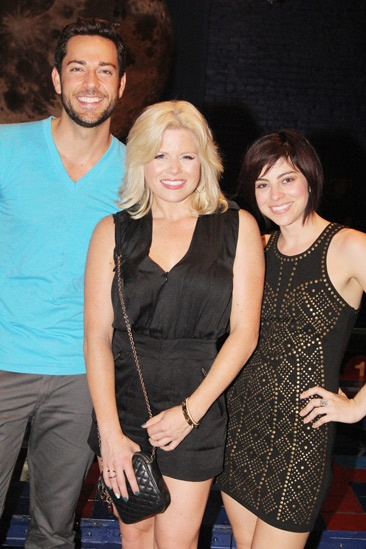 Megan Hilty at First Date – Megan Hilty – Krysta Rodriguez – Zachary Levi