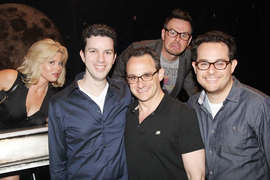 Megan Hilty at First Date – Megan Hilty – Alan Zachary – Michael Weiner – Austin Winsberg