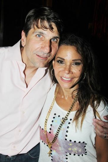A Broader Way – Karaoke Benefit – Daphne Rubin-Vega – Tommy Costanzo