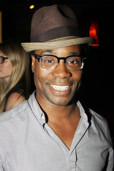 A Broader Way – Karaoke Benefit – Billy Porter