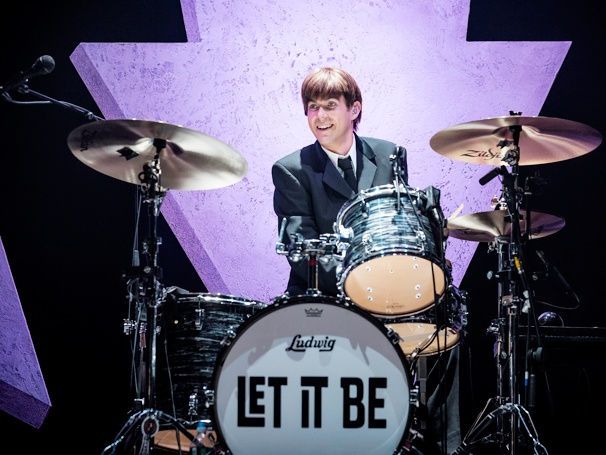 Show Photos - Let it Be- Luke Roberts