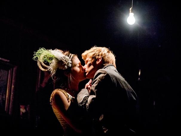 Show Photos - Natasha, Pierre and the Great Comet of 1812 - Phillipa Soo - Lucas Steele
