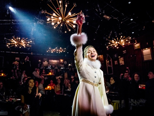 Show Photos - Natasha, Pierre and the Great comet of 1812 - Phillipa Soo