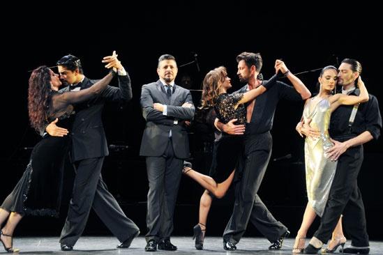 Forever Tango – Meet and Greet – Marcela Duran – Gaspar Godoy – Karina Smirnoff – Maksim Chmerkovskiy – Luis Enrique – Victoria Galoto – Juan Paulo Horvath