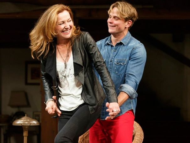 Show Photos - Vanya and Sonia and Masha and Spike - Julie White - Billy Magnussen