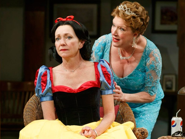 Show Photos - Vanya and Sonia and Masha and Spike - Julie White - Kristine Nielsen