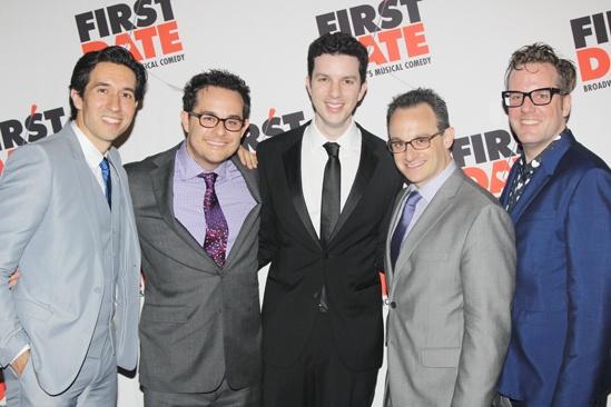 'First Date' Opening — Josh Rhodes — Austin Winsberg — Alan Zachary — Michael Weiner — Bill Berry