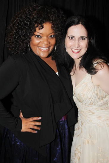 'First Date' Opening — Yvette Nicole Brown — Stephanie D'Abruzzo