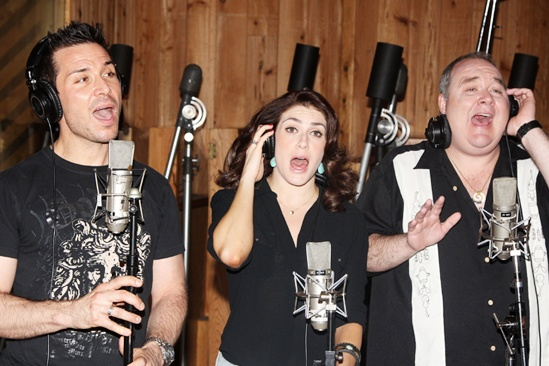 'First Date' Cast Recording — Kristoffer Cusick —Kate Loprest —Blake Hammond