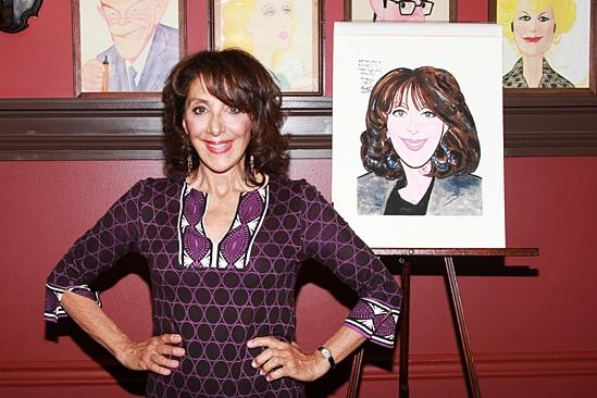 Pippin - Andrea Martin Sardi's Portrait – Andrea Martin