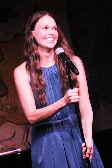 Sutton Foster at Cafe Carlyle – Sutton Foster