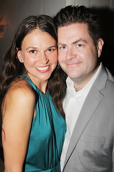 Sutton Foster at Cafe Carlyle – Sutton Foster – Paul Wontorek