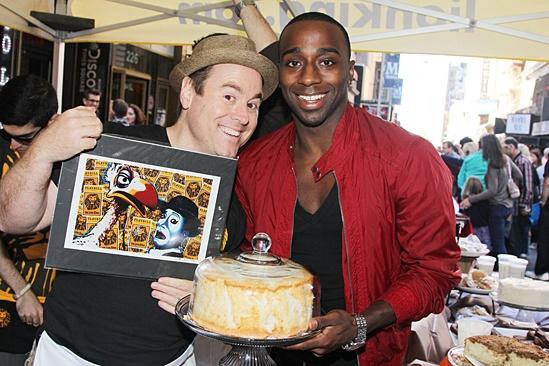 Flea Market 2013 – Jim Ferris - Lamar Baylor
