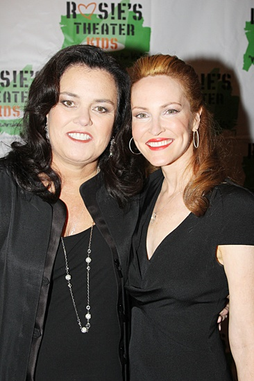 Rosie's Theater Kids Gala – Rosie O'Donnell – Michelle Rounds