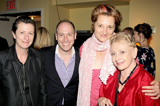 The Film Society – Opening Night – Lianne Ritchie – Jeremy Katz – Francesca Faridany – Roberta Maxwell
