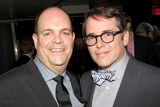 Big Fish – Opening Night – Brad Oscar – Matthew Broderick
