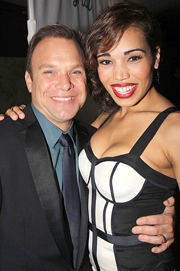 Big Fish – Opening Night – Norbert Leo Butz – Ciara Renee