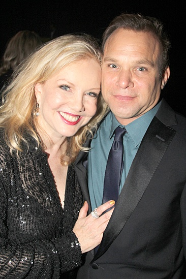 Big Fish – Opening Night – Susan Stroman – Norbert Leo Butz