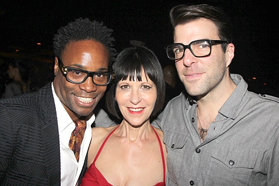 Big Fish – Opening Night – Billy Porter – Ellen Greene – Zachary Quinto