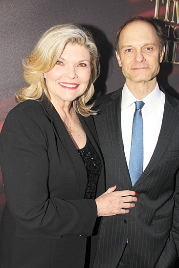 A Time to Kill – Opening Night – Debra Monk – David Hyde Pierce