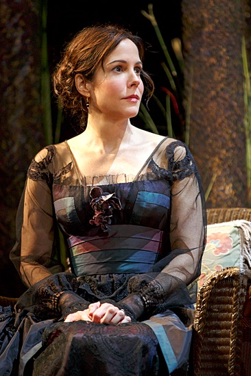 <I> The Snow Geese</I>: Show Photos -  Mary-Louise Parker