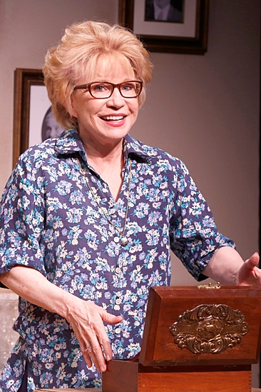 <I>Becoming Dr. Ruth</I>: Show Photos - Debra Jo Rupp