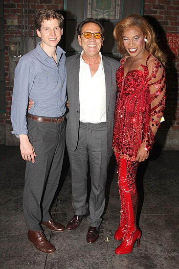 Kinky Boots – Stark Sands – Robert Lindsay – Billy Porter