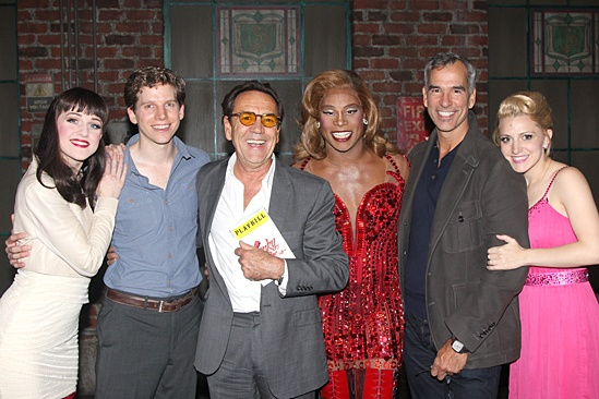 Kinky Boots – Lena Hall – Stark Sands – Robert Lindsay – Billy Porter – Jerry Mitchell – Annaleigh Ashford
