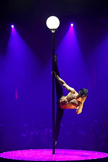 <I>La Soiree</I>: Show Photos - Hamish McCann