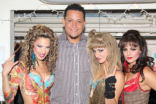 Rock of Ages – Miguel Cabrera Visit – Cassie Silva – Miguel Cabrera - Tessa Alves – Neka Zang