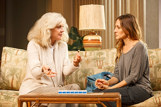 <I>The Commons of Pensacola</I>: Show Photos -  Blythe Danner - Sarah Jessica Parker