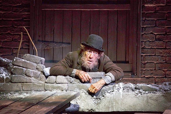 <I>Waiting For Godot</I>: Show Photos - Ian McKellen