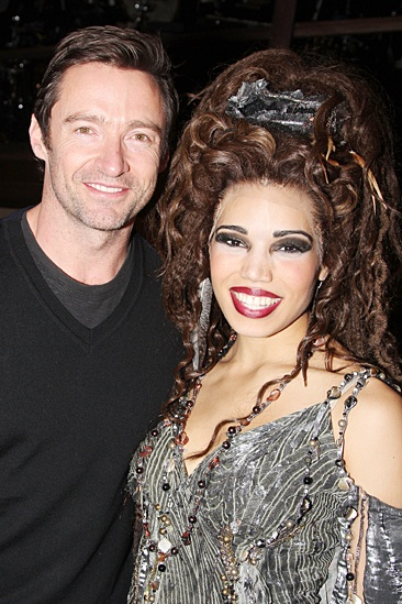 Big Fish – Hugh Jackman Visit – Hugh Jackman – Ciara Renee