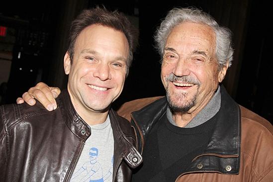 Big Fish – Hugh Jackman Visit – Norbert Leo Butz – Hal Linden