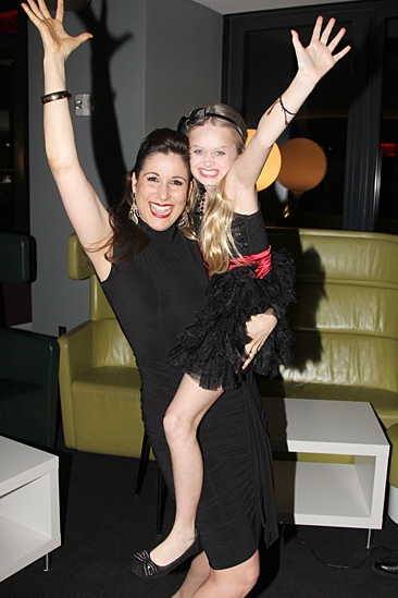 Little Miss Sunshine – Opening Night – Stephanie J. Block – Hannah Nordberg